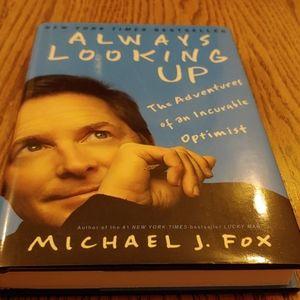 Michael J Fox memoir